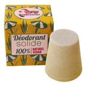 Déodorant solide - Palmarosa LAMAZUNA